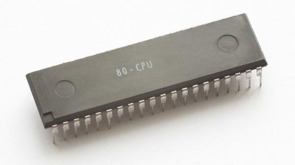 NRD-owski procesor Z-80, Źródło: Wikipedia, Autor: Konstantin Lanzet