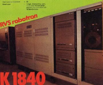 """Robotron K1840 Źródło: {a href=""""http://www.robotrontechnik.de""""}www.robotrontechnik.de{/a}"""