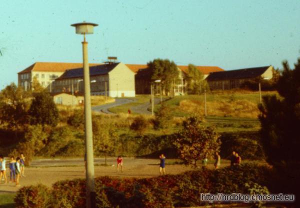 TH Ilmenau - Helmholzbau, NRD, 1988