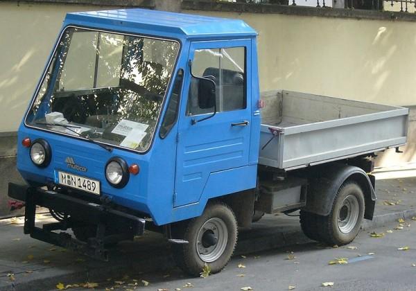 "Multicar M25 Żródło: Wikipedia, Autor {a href=""http://commons.wikimedia.org/wiki/User:Mattes""}Mattes{/a}"