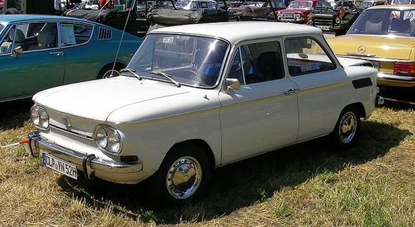 NSU Prinz 1000 Źródło: Wikipedia, Autor: Heinz Janssen