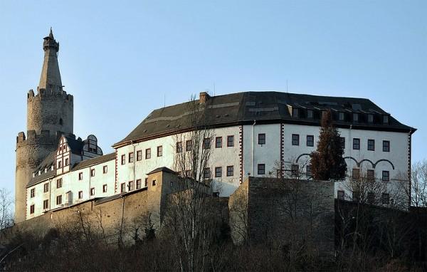 """Zamek w Weidzie Źródło: Wikipedia Autor: {a href=""""http://commons.wikimedia.org/wiki/User:Zacke82""""}Zacke82{/a}"""