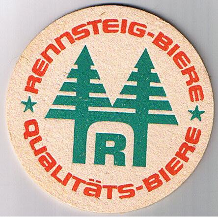 "Podkładka pod piwo ""Schmiedefelder Bier"" Źródło: {a href=""http://www.bierdeckelsammler.net""}www.bierdeckelsammler.net{/a}"