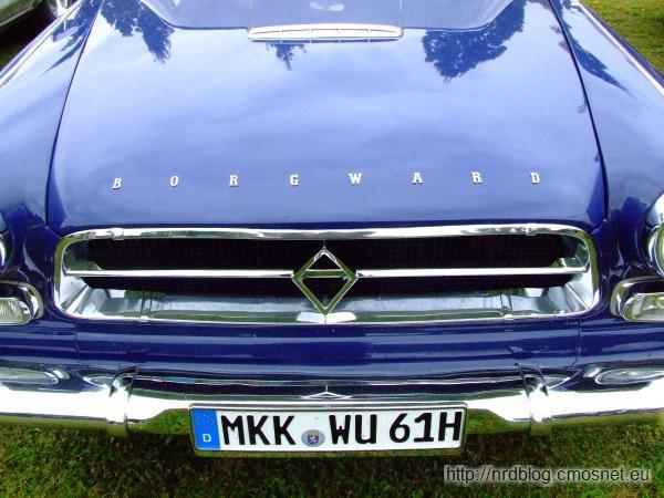 Borgward P100