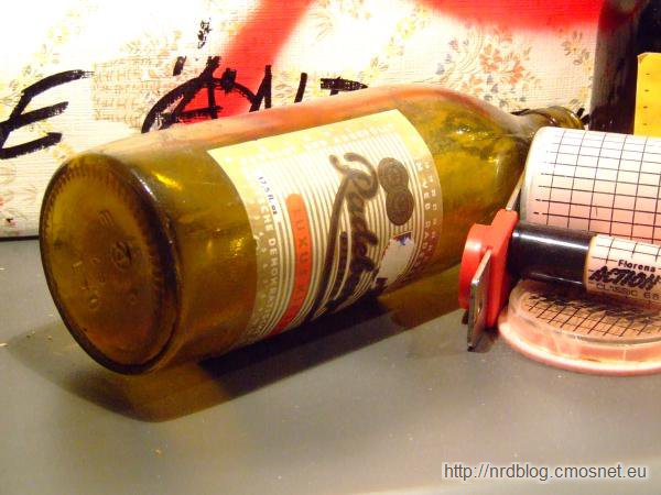 Butelka od piwa Radeberger