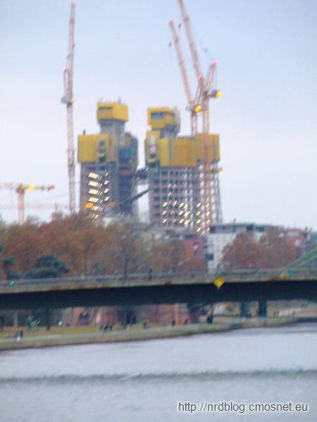 Nowa siedziba Europejskiego Banku Centralnego we Frankfurcie