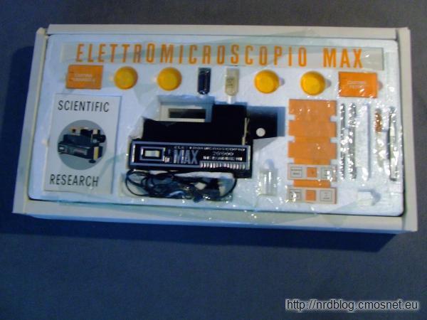 Elektromikroskop