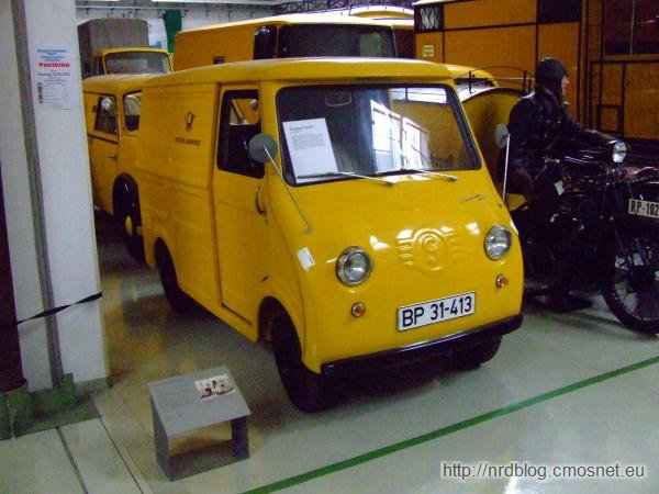 Goggomobil TL 250