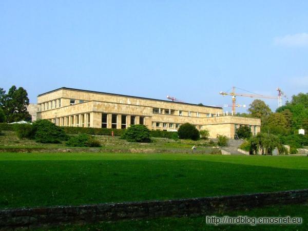 I.G. Farben Haus - Kasyno