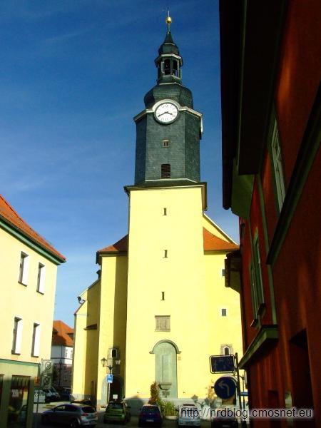 Kościół ewangelicki w Ilmenau