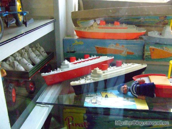 Muzeum NRD-owskich zabawek Ilmenau