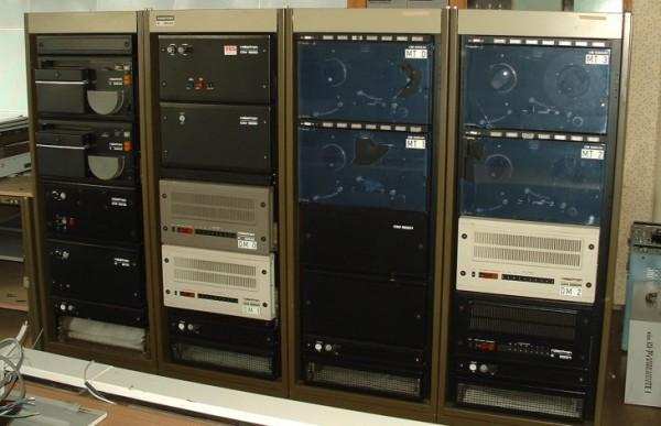 """Komputer klasy PDP/11 - Robotron K1630 Źródło: {a href=""""http://www.robotrontechnik.de}www.robotrontechnik.de{/a}"""
