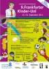 Plakat Kinder-Uni 2011