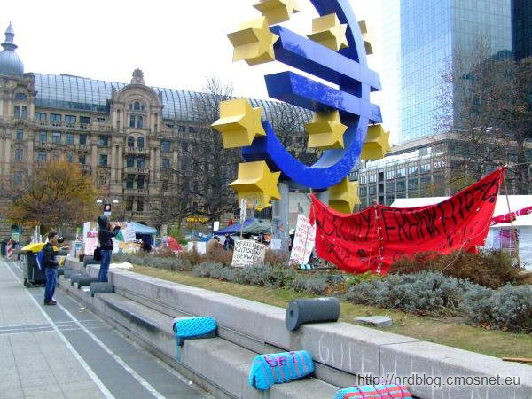 Occupy Frankfurt