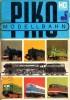 Katalog kolejek PIKO, NRD, ok. 1975