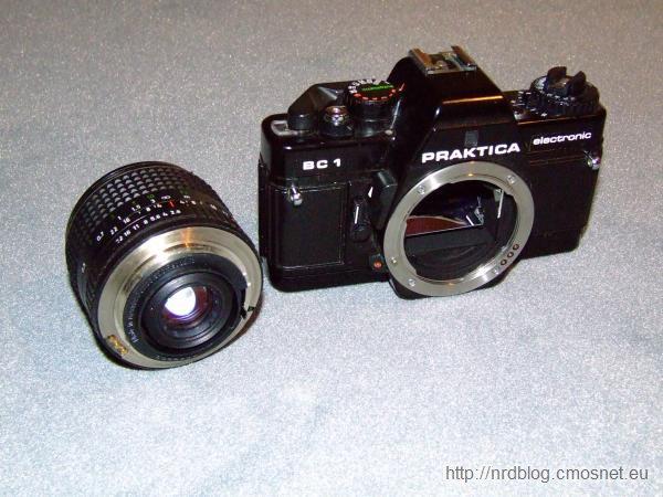Bagnet aparatu Praktica serii B