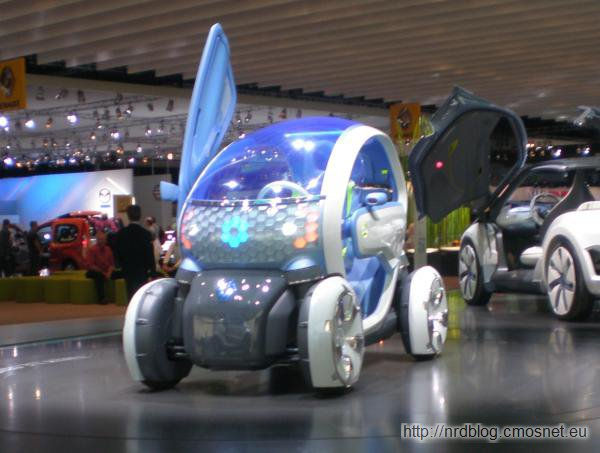Renault Twizy - concept