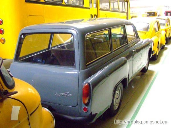 Wartburg 311/9 Combi