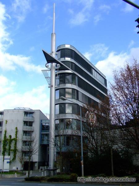 Budynek na Darmstädter Landstrasse