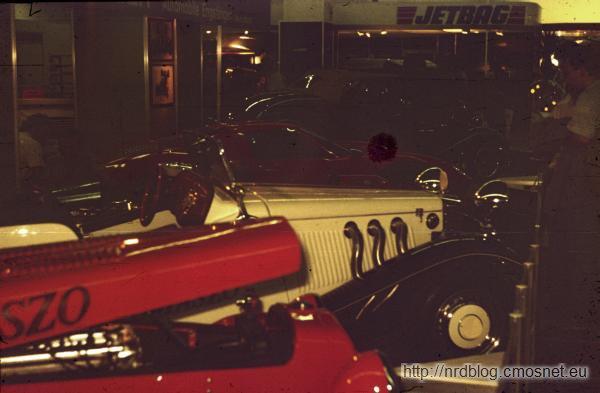 IAA Frankfurt 1987 - tuning