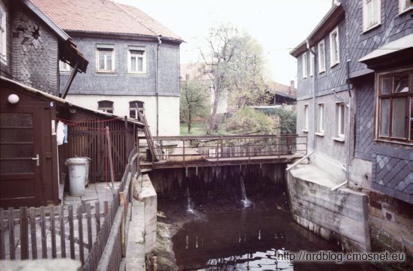 Rudolstadt, NRD, 1988