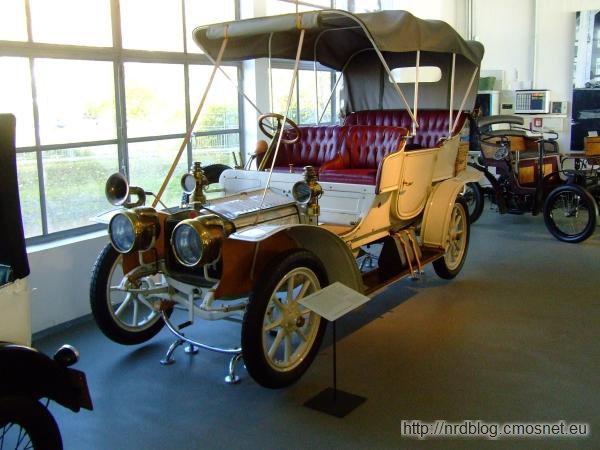Dixi R 8 6/14 PS Doppelphaeton 1910
