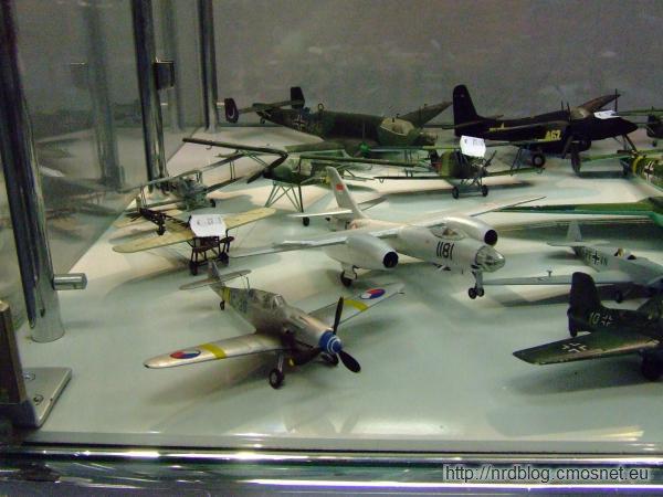 Militärhistorisches Museum Flugplatz Berlin-Gatow - modele do kupienia