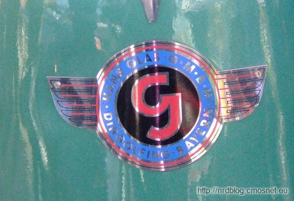 Glas Goggo Roller