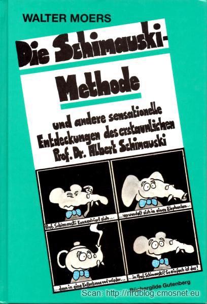 Walter Moers - Die Schimauski Methode
