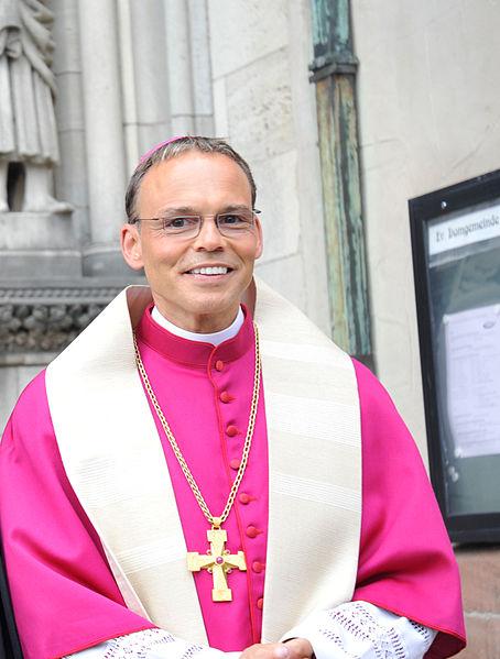 Biskup Franz-Peter Tebartz-van Elst