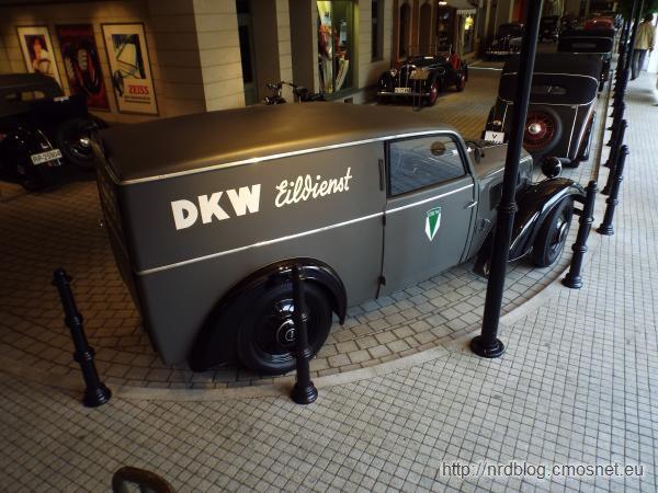 Uliczka DKW serii F