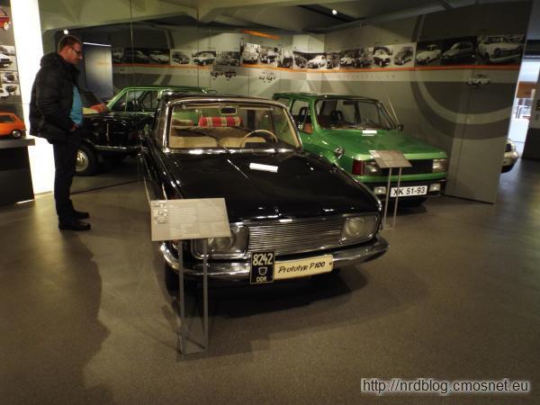 Prototypy P100 i P610