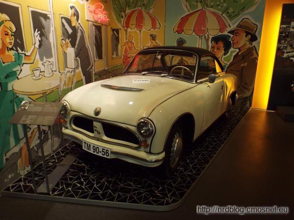 AWZ P70 coupe