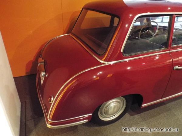 Prototyp P50 (nie mylić z Trabantem P50)