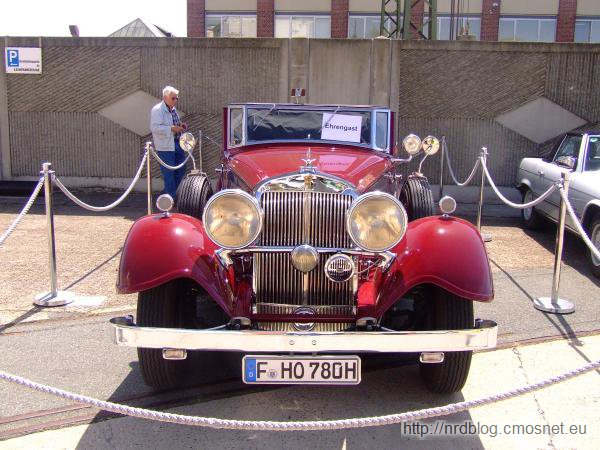 Horch, model nieustalony