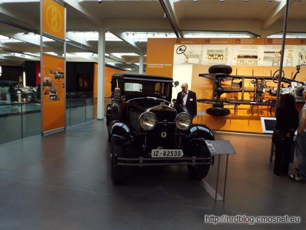 Horch 8 Typ 350