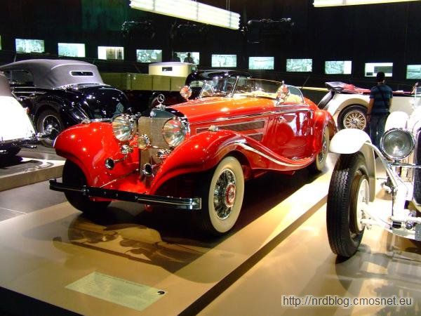 Mercedes-Benz 500 K Spezial-Roadster (1936) (W24