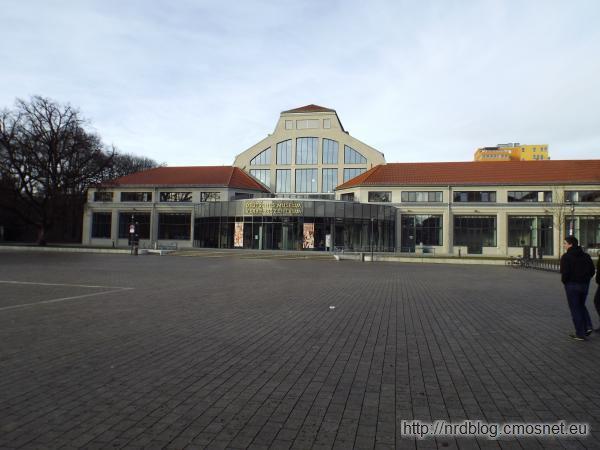 Deutsches Museum - Verkehrszentrum
