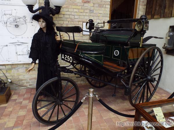 Benz Patentmotorwagen Modell 3 (1888)