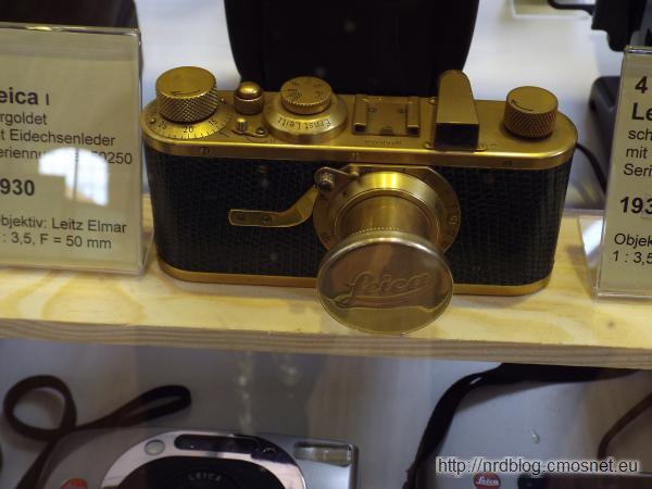 Aparat fotograficzny Leica