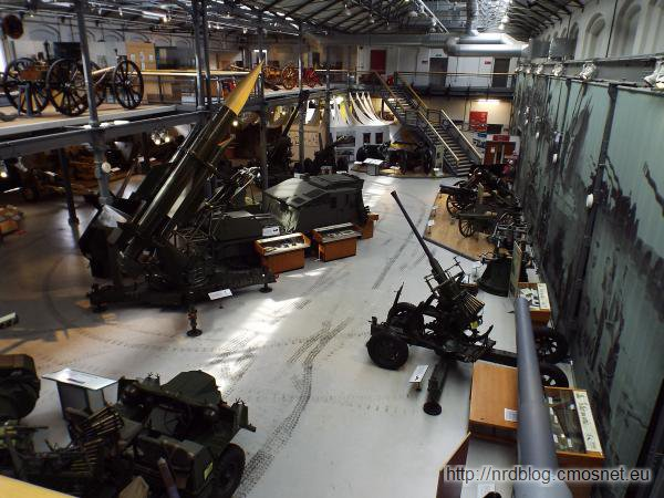 Firepower - Royal Artillery Museum, London