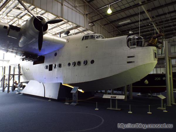 R.A.F. Museum, London - Short Sunderland