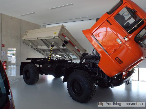 Ciężarówka IFA L60