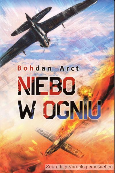 Bohdan Arct - Niebo w ogniu