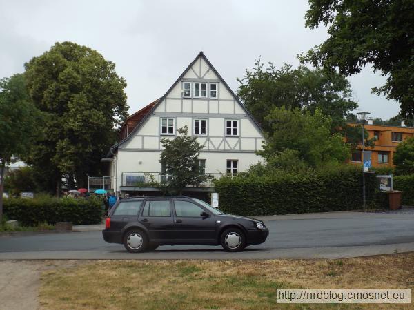 Budynek dawnego Dulag Luft Oberursel