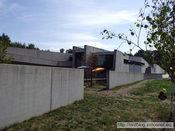 Grube Messel - centrum informacyjne