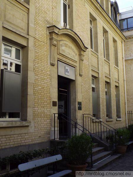 Muzeum Curie, Paryż