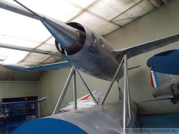 Musée de l'air et de l'espace, Le Bourget - Leduc 010