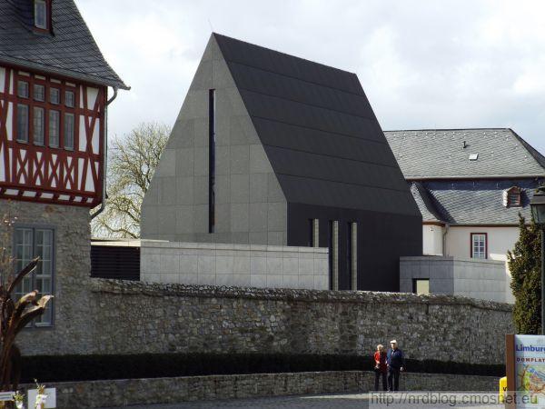 Limburg - prywatna kaplica biskupa