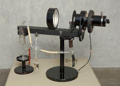 Najstarszy fotometr płomieniowy